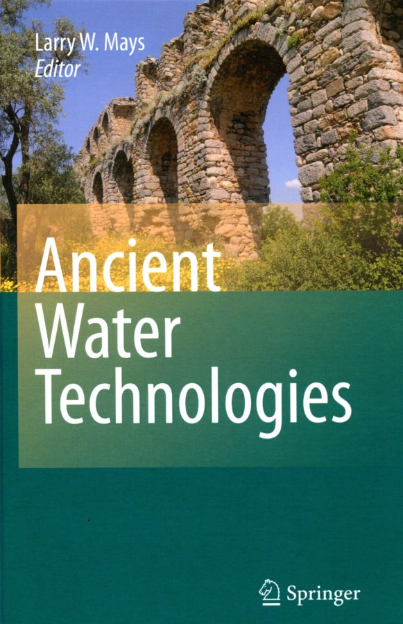 From my perspective this book has grown out of a sincere passion to learn about water technology developed by ancient civilizations. This passion has driven me to visit many ancient locations, particularly in Italy, France, Greece, Spain, and Turkey to study and photograph remains of the ancient water systems. Coupled with this passion is my interest in sustainability issues, in particular water resources sustainability, and how we may use technologies (traditional knowledge) developed by the ancients to help alleviate and solve some of our present day water resources problems.