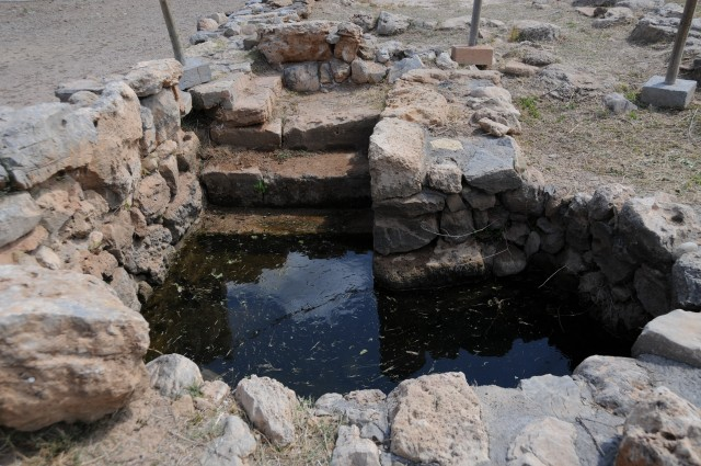 Well at Kato Zakros