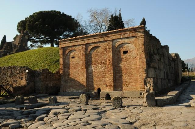 Pompei, Italy Castellum
