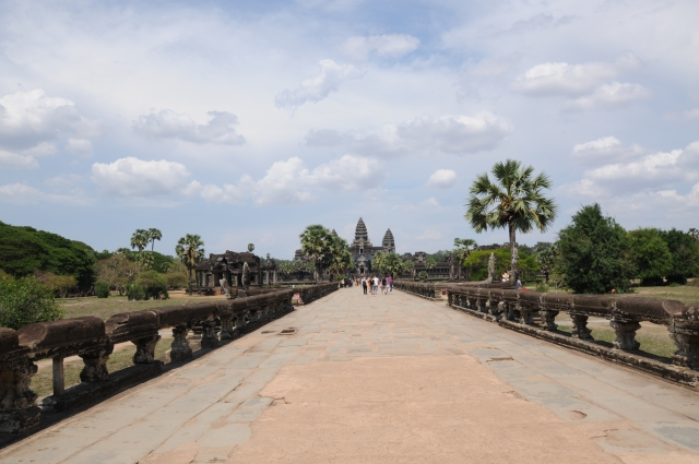 Angkor Wat Entrance 1