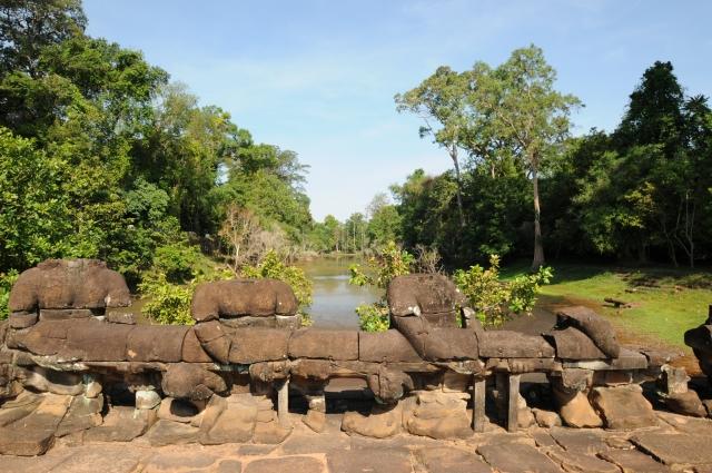 Preah Khan Moat